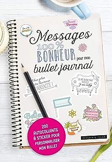 Amazonfr Mon Cahier Mes 100 Modèles Bullet Agenda Powa Audrey