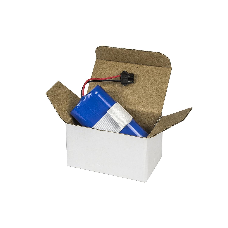 Batería de repuesto para robots aspiradores Conga, Conga Wet, Conga Slim, Conga Slim 890, Conga Slim Wet y Conga Slim 890 Wet.: Amazon.es: Hogar
