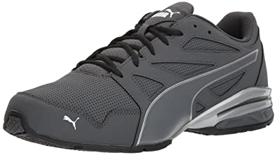 Puma Men's Tazon 6 FM Black Silver Running Shoe - 7 D(M) US  Small Puma Men's Tazon 6 FM Black Silver Running Shoe - 7 D(M) US Jedi-Robe Star Wars Stormtrooper Bottines De Luxe - Blanc  Bleu (Navy Slubby Cotton) 9T2j0R