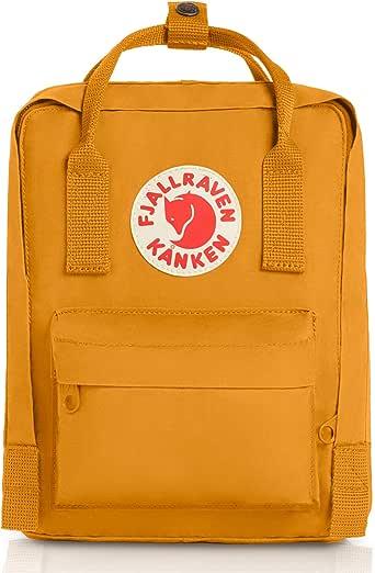 Fjallraven Kanken Mini Backpack, Ochre
