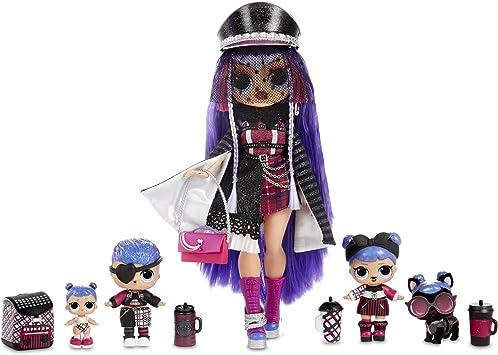 Oferta amazon: L.O.L. Surprise! - Winter Disco Bigger Surprise, maletín con muñecas coleccionables y más de 60 sorpresas (Giochi Preziosi, 421627)