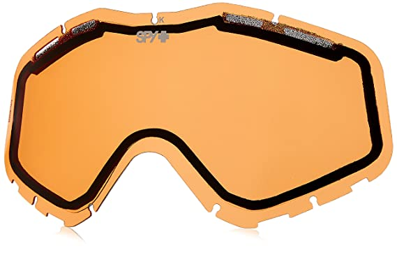 005eda2d2ec68 Spy Targa Zed Snow goggle replacement lens - Persimmon