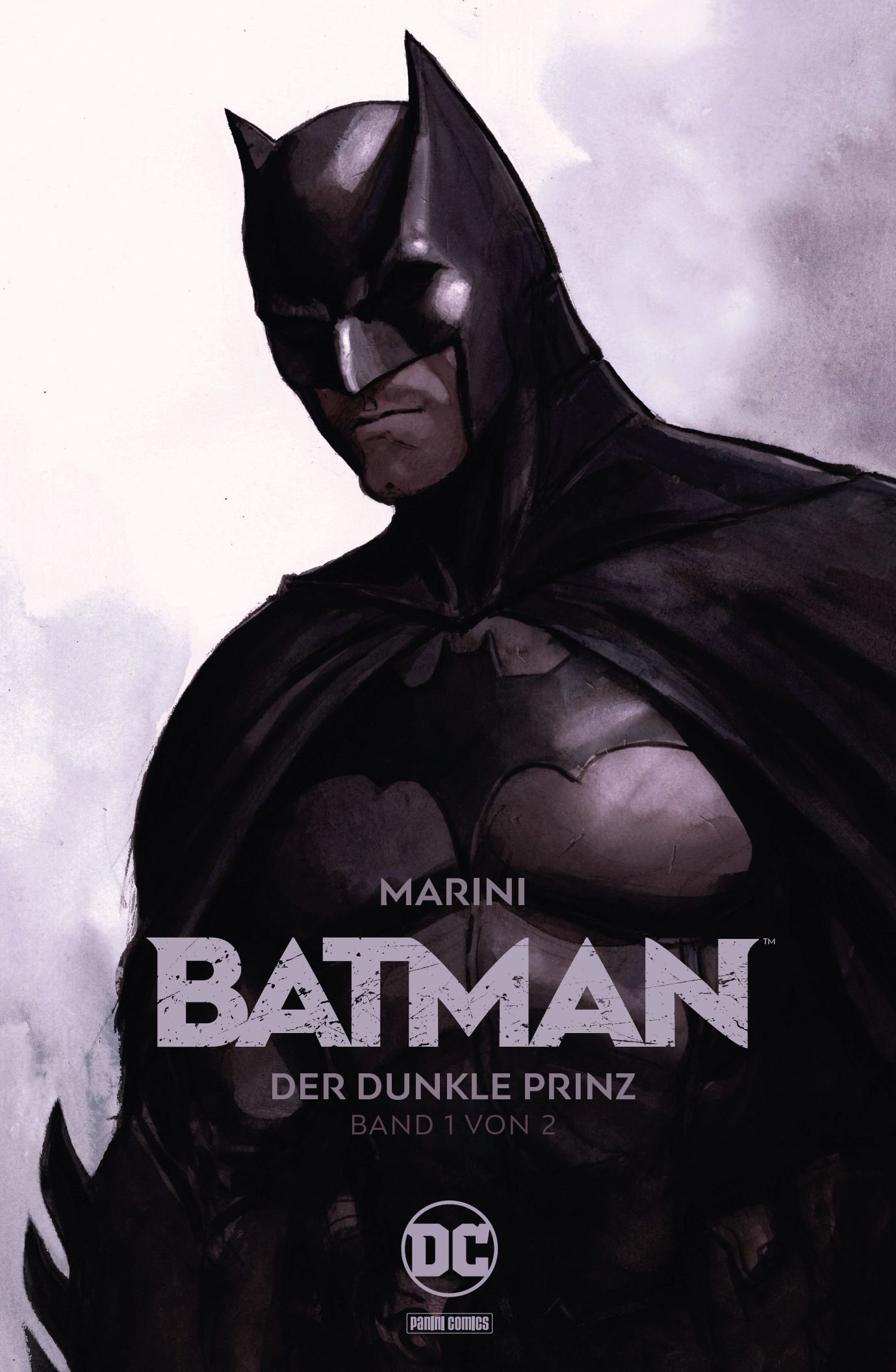 Batman: Der Dunkle Prinz: Bd. 1 (von 2) Gebundenes Buch – 29. Januar 2018 Enrico Marini Monja Reichert Panini 3741607339