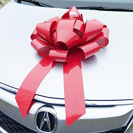 Lazo para el coche magnético, gran regalo para su automóvil o un regalo grande.: Amazon.es: Coche y moto