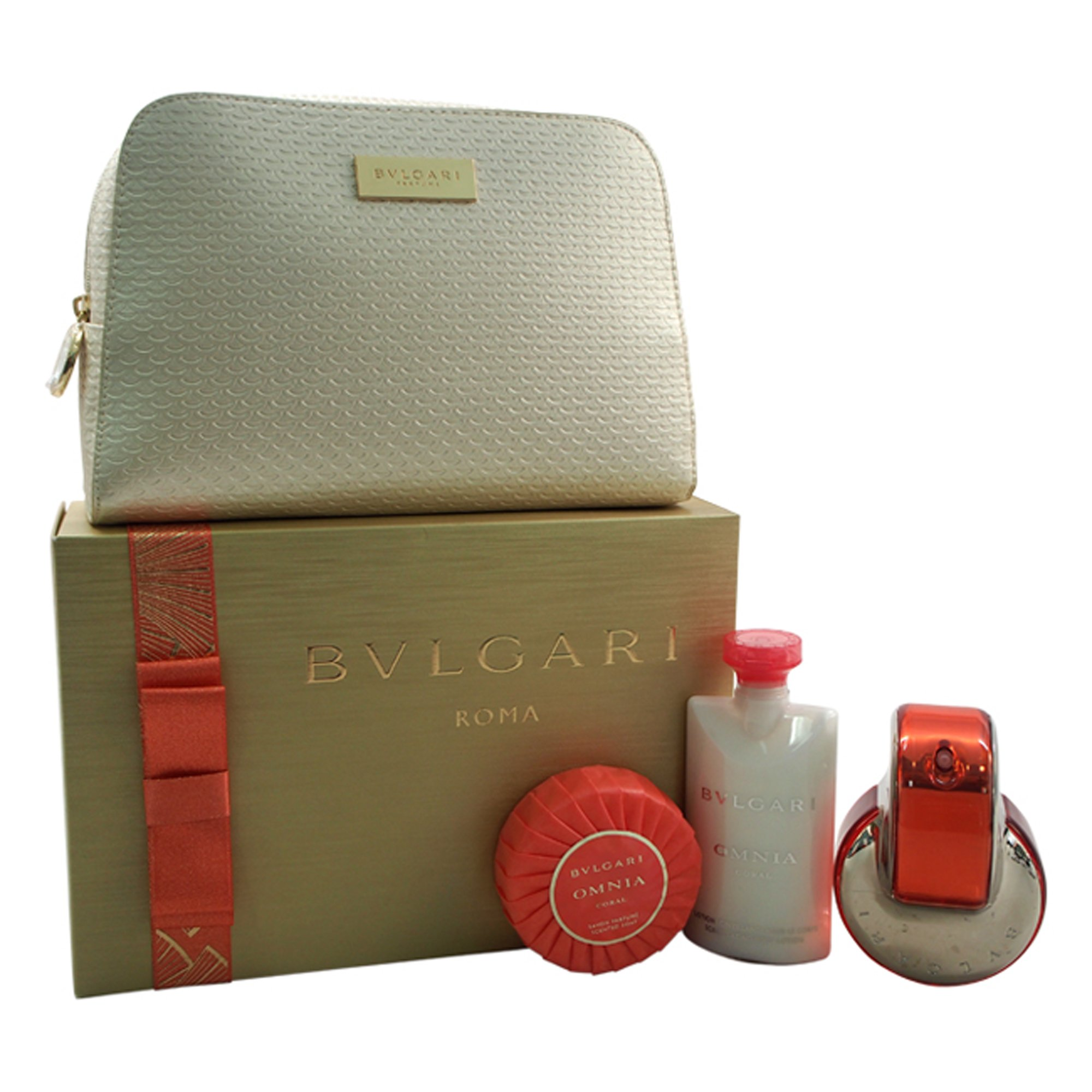Bvlgari Omnia Coral Fragrance Sets, 2.15 Ounce