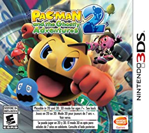 PAC-MAN and the Ghostly Adventures 2 - Nintendo 3DS