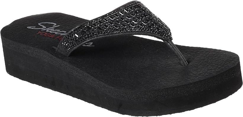 Skechers WomensDamen Cali Vinyasa Flip Flops (40 EU