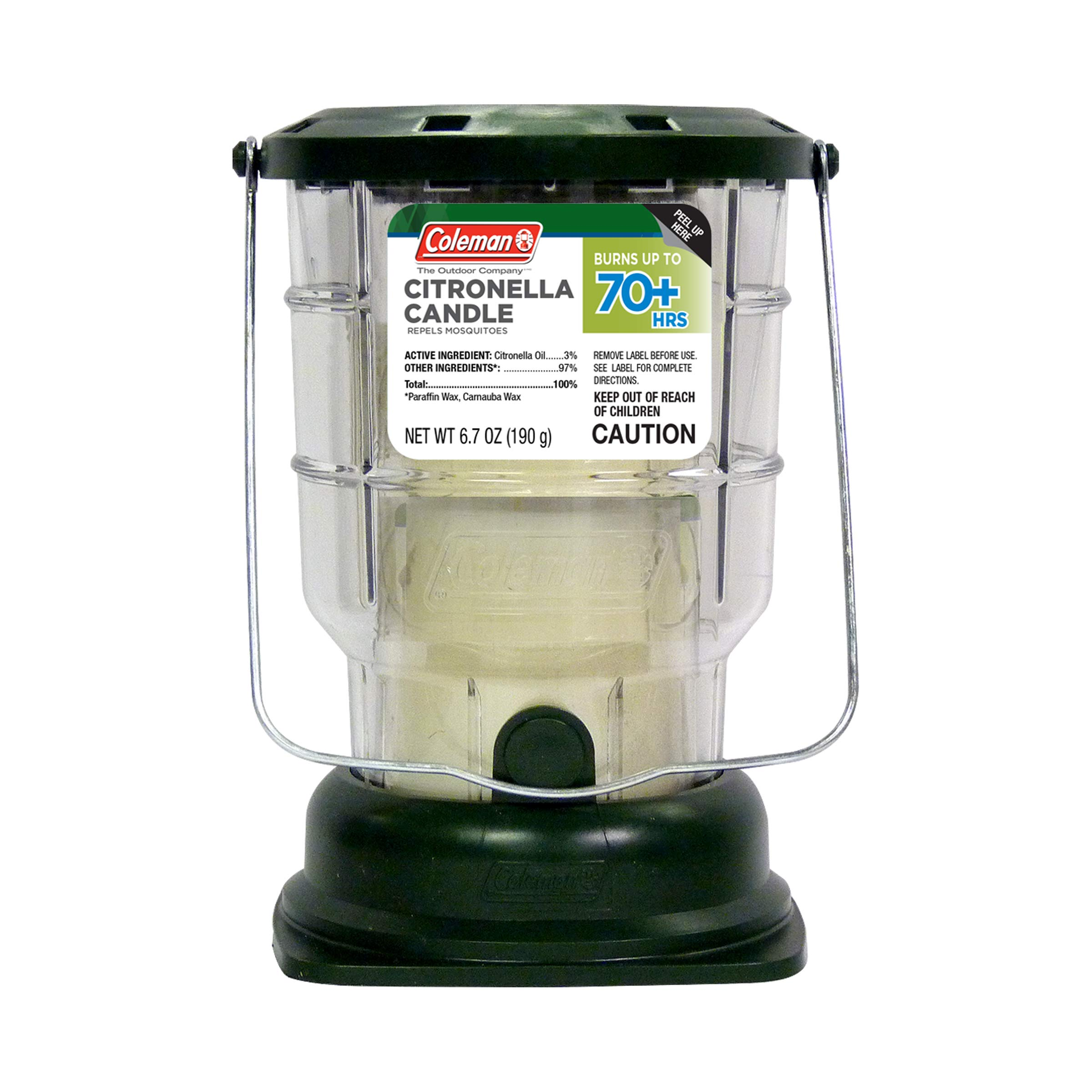 Coleman 70+ Hour Outdoor Candle Lantern - 6.7 oz