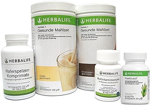 Abnehmen in einer Woche Herbalife Gewicht