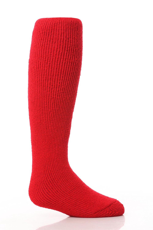 Heat holders girls boys 2.3 tog thermal socks 2-5 uk, 34-39 eur red