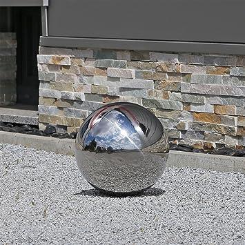 CLGarden Bola Deco con 25cm de diámetro, La bola es pulida y ...