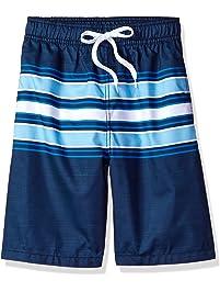 830b2d078b Kanu Surf Boys Archer Stripe Quick Dry Beach Board Shorts Swim Trunk Swim  Trunks