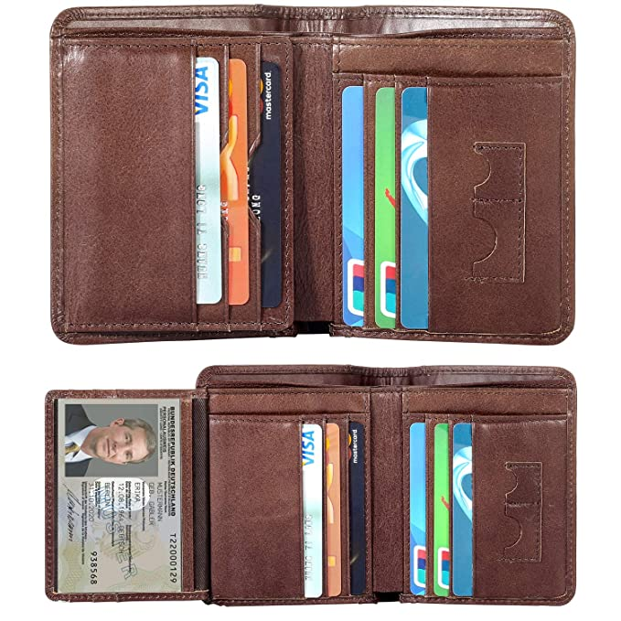 28ac2aebf3a8 Image Unavailable. Image not available for. Color  Mens Leather Wallets