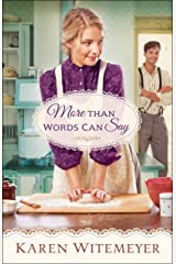 More Than Words Can Say Paperback