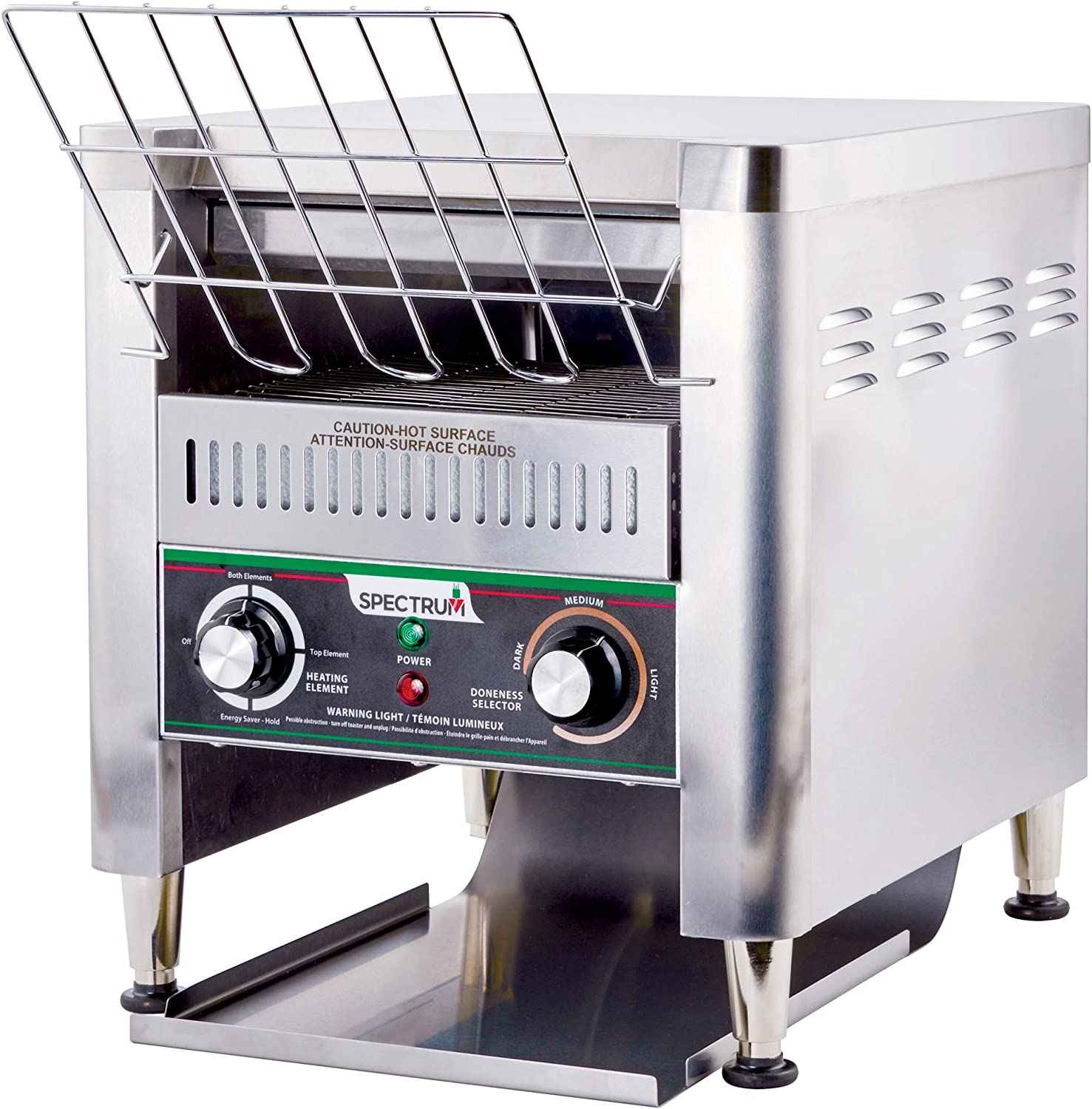 Winco ECT-700 Spectrum Commercial Conveyor Toaster 208V/240V