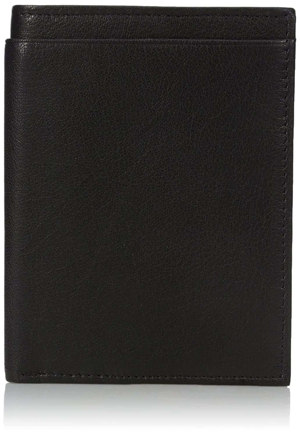 Buxton Men's RFID Blocking Passport Wallet Black One Size Buxton Men's Furnishings 79719N.BK