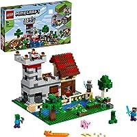 LEGO® Minecraft™ Çalışma Kutusu 3.0 21161 Yapım Seti