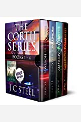 Cortii series box set: Mercenaries, spaceships, and dirty fighting combine in this thrilling sci-fi adventure series Kindle Edition