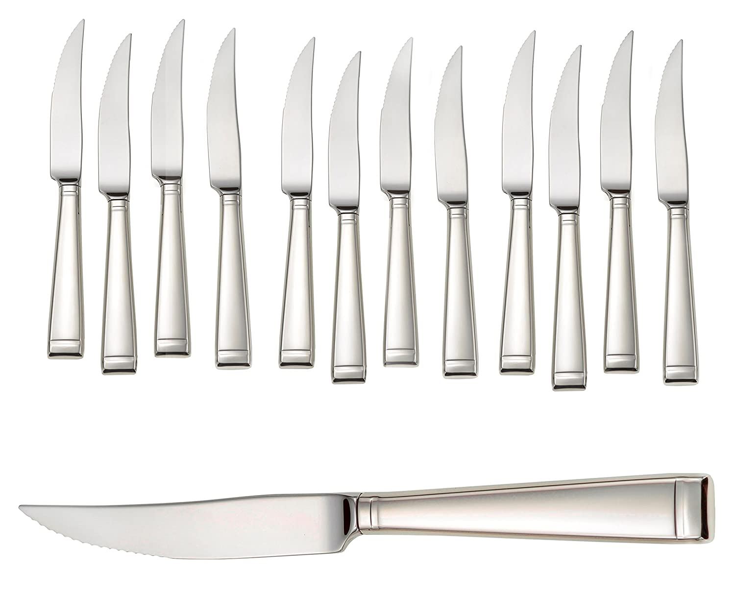 Liberty Tabletop Steak Knife set of 12 Special Offer Made in USA