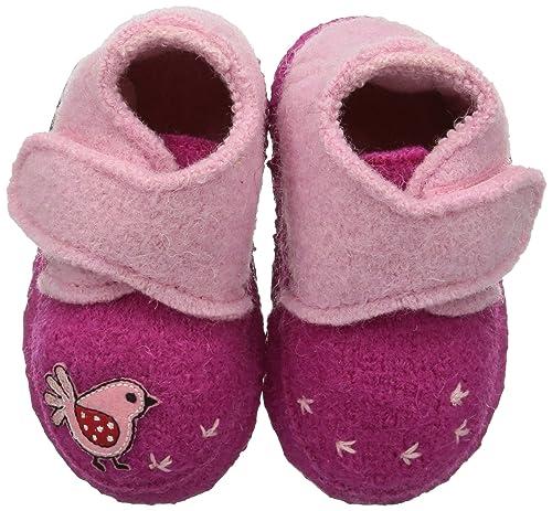 Nanga Birdie - Zapatillas de Estar por casa de Lana para niña: Amazon.es: Zapatos y complementos