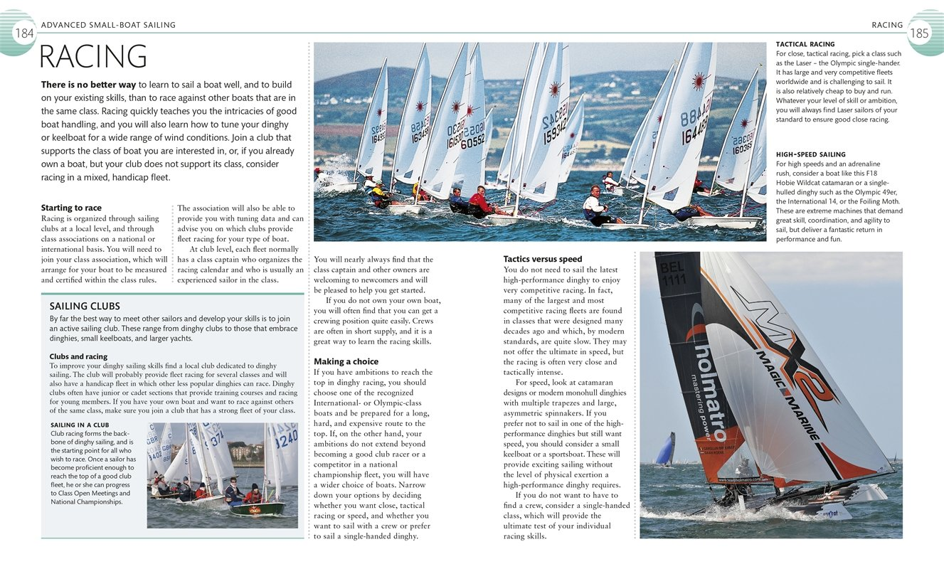 The Complete Sailing Manual, Third Edition by DK
