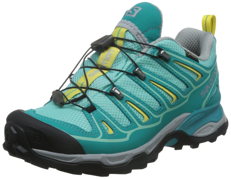 [サロモン] トレッキングシューズ X ULTRA 2 ゴアテックス ウィメンズ 防水 登山靴 B019XVB1ZY 7.5 B(M) US|ブルー ブルー 7.5 B(M) US