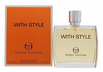 Sergio Tachini mit Style Eau de Toilette Parfüm, 100 ml: Amazon.de ...