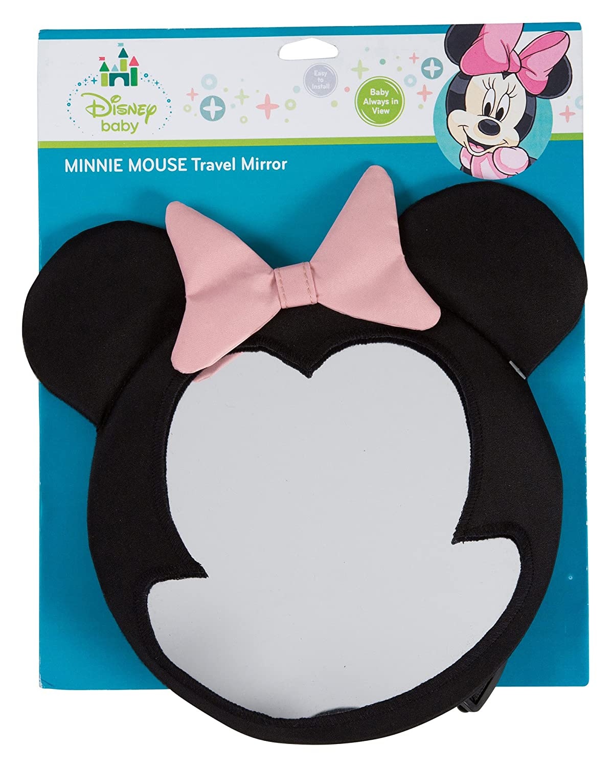 Disney Minnie Mouse Infant Rear Facing Travel Mirror Cudlie Accessories GS70722