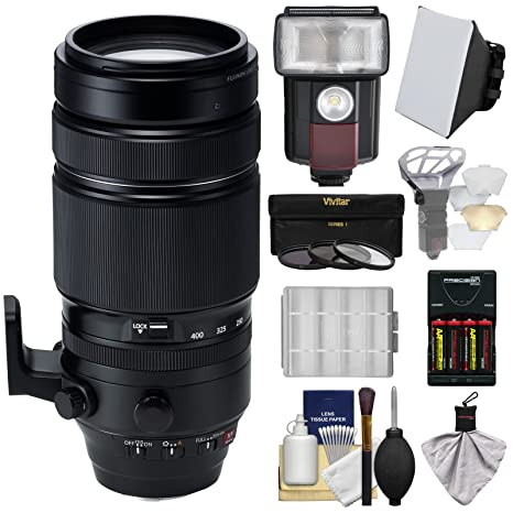 Review Fujifilm 100-400mm f/4.5-5.6 XF