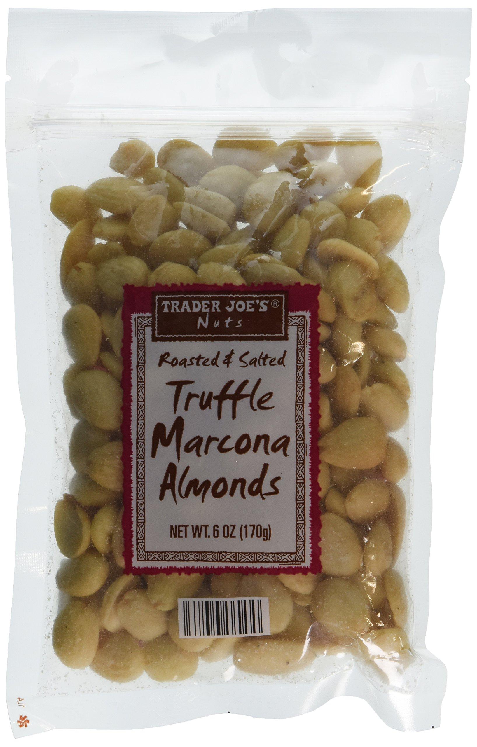 Trader Joe's Roasted & Salted Truffle Marcona Almonds