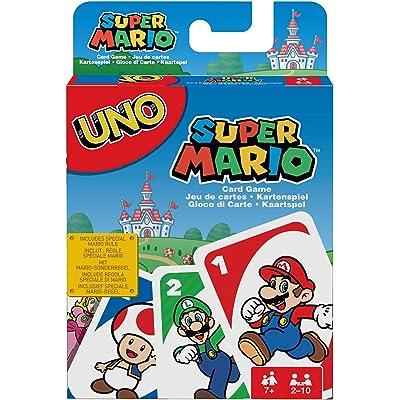 Uno Super Mario (Instrucciones sólo en Japonés)