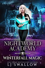 Nightworld Academy: Winterfall Magic (Term Seven) Kindle Edition