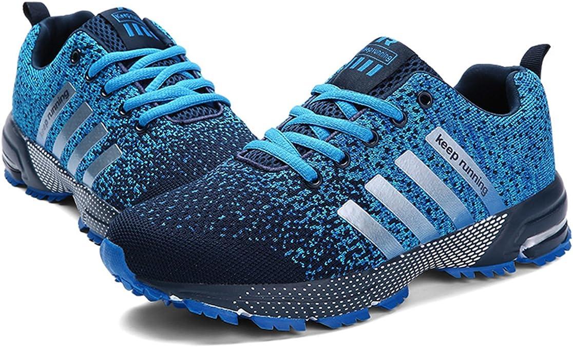 Kuako - Zapatillas de correr para hombre y mujer, deportivas ...