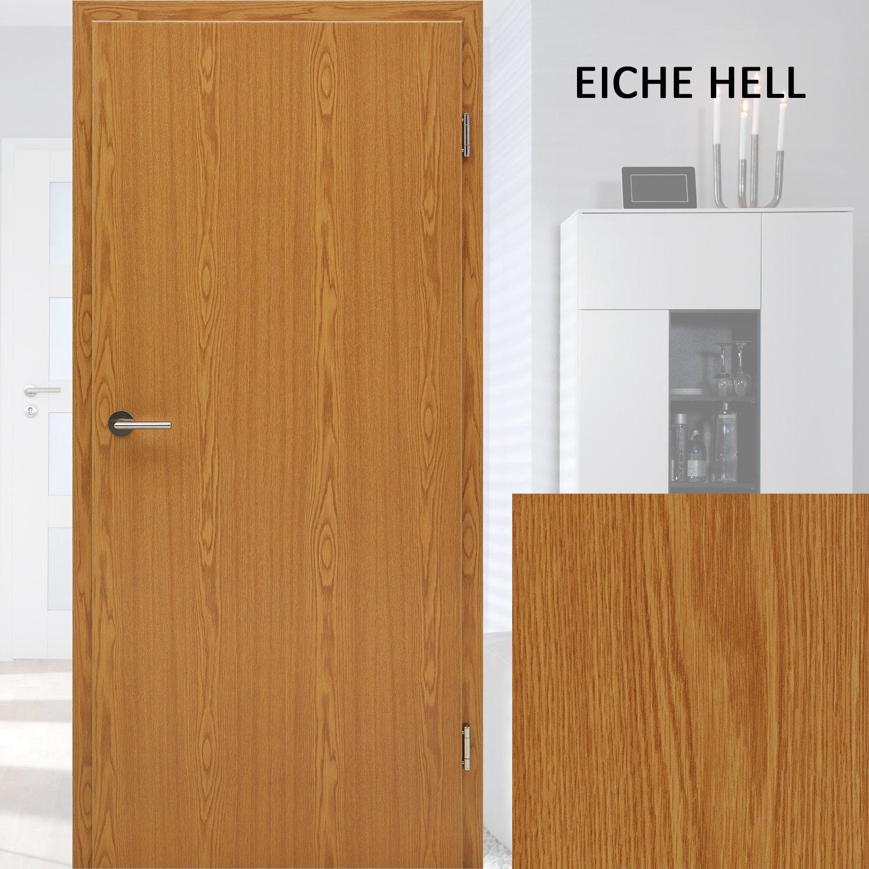 Beliebt CPL Zimmertüren Paket Eiche hell - 10 Elemente Türblatt inkl EX81