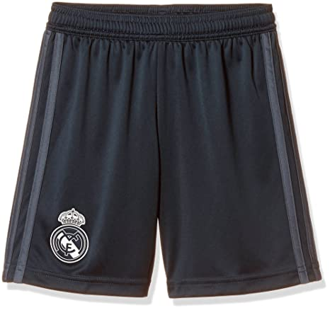 Image Unavailable. Image not available for. Color  adidas 2018-2019 Real  Madrid Away Shorts ... 372fb0224f613