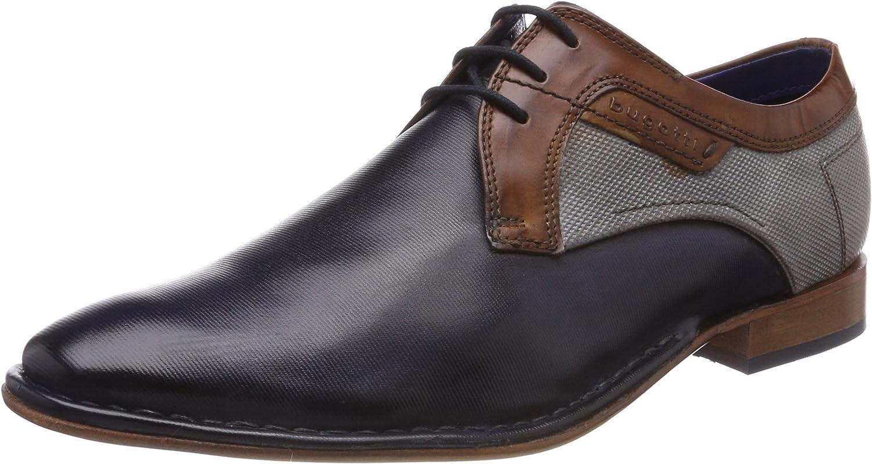 bugatti 311449011111, Zapatos de Cordones Derby para Hombre
