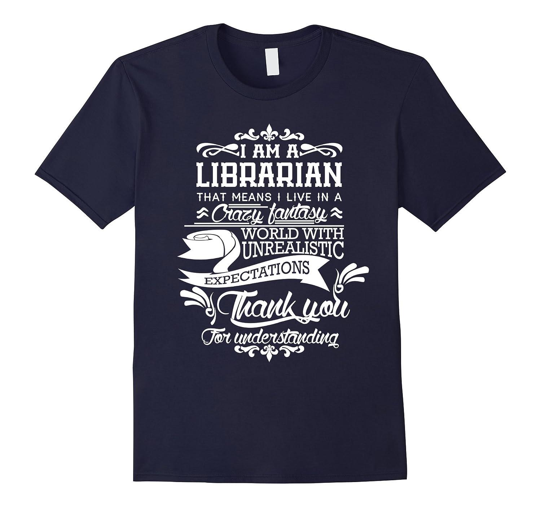 Librarian Tshirt Library and book reader Tee shirt Design-TD