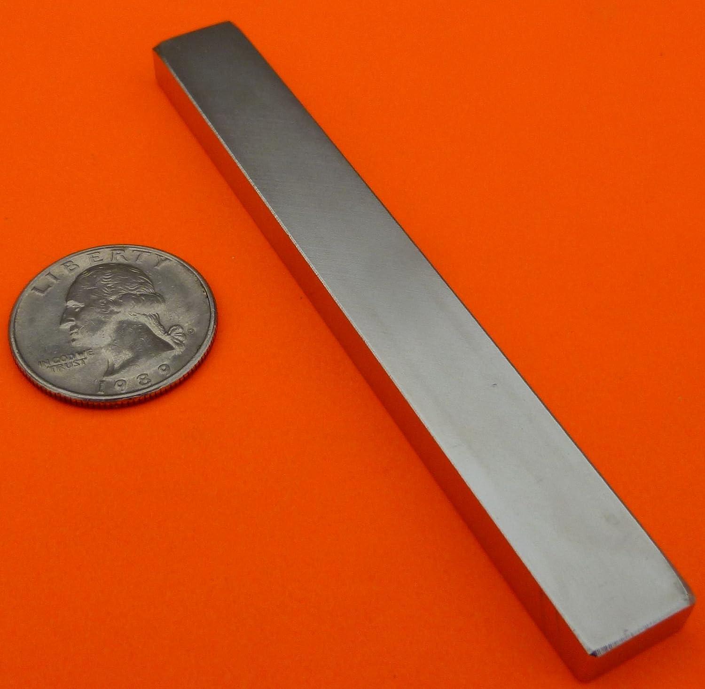 30 Pack 1//2 x 1//4 x 1//8 Inch Neodymium Rare Earth Bar Magnets N42