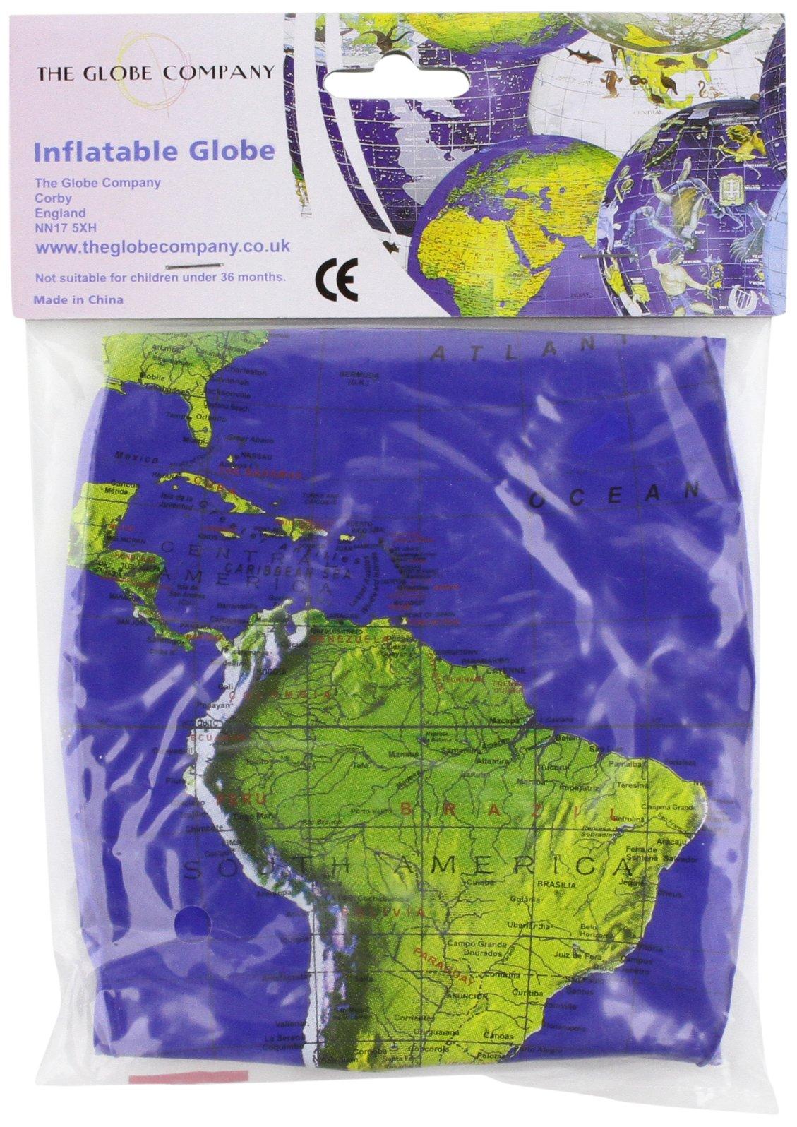 12 Dark Blue Topographical Inflatable Globe Map – Globe, 1 Jun 2013 Harry Styles C.G.E. World Globes Limited 190955801X Geografie