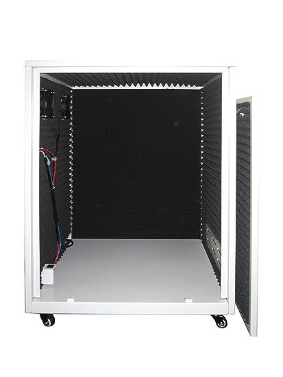 California Air Tools spc03 Compresor De Aire sonido prueba armario