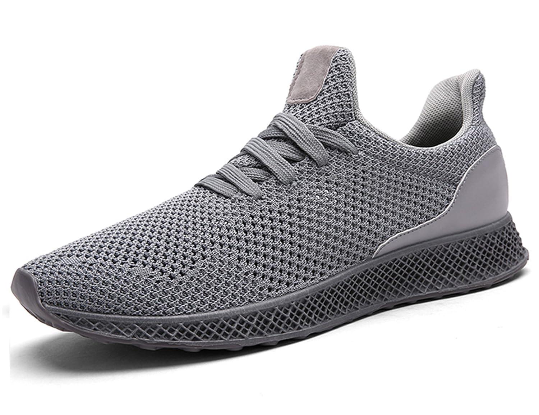 IIIIS-F Homme Femme Chaussures de Multisports Outdoor Chaussure de Sport Baskets de Running Gym Fitness Course Sneakers