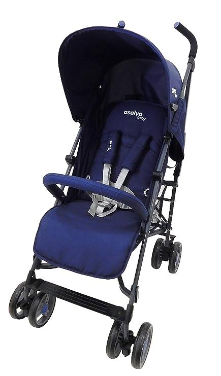 Asalvo 14719 Stroller Trotter, Azul: Amazon.es: Bebé