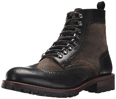 48cd42af09103b FRYE Men s George Adirondack Ankle Bootie Black Multi ...