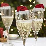 Christmas Cheer Glass Decorations
