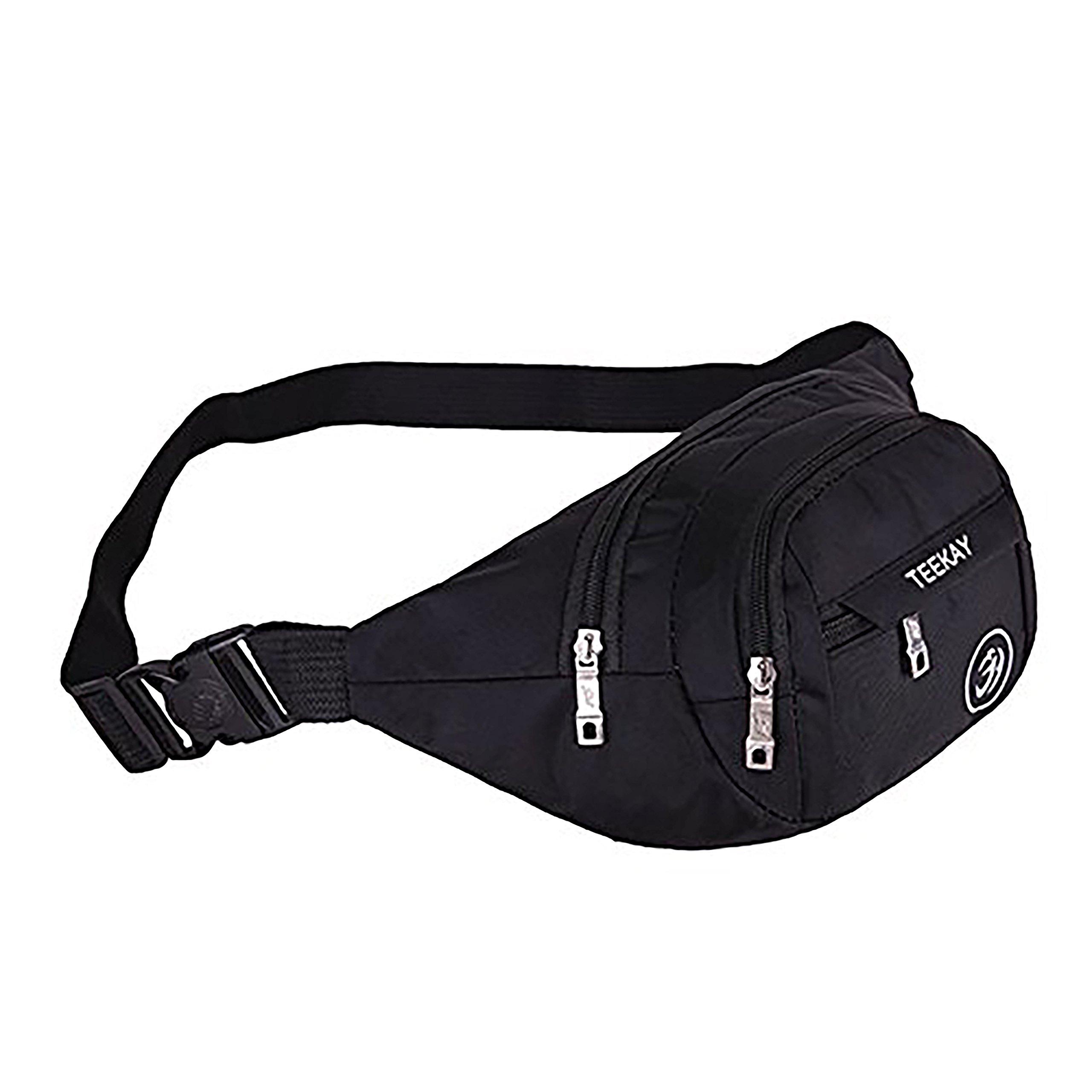Waist Bag Fanny Pack Travel Belt Hip Pouch Purse for Men Women Running Walking Hiking