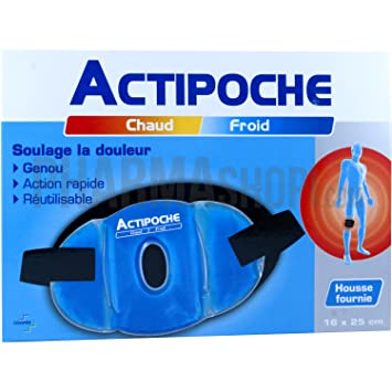Amazon.com: Cooper actipoche rodilla 1 bolsa térmica: Health ...