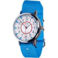 EasyRead Time Teacher ERW-RB-24 Reloj Rojo/Azul 24 Horas
