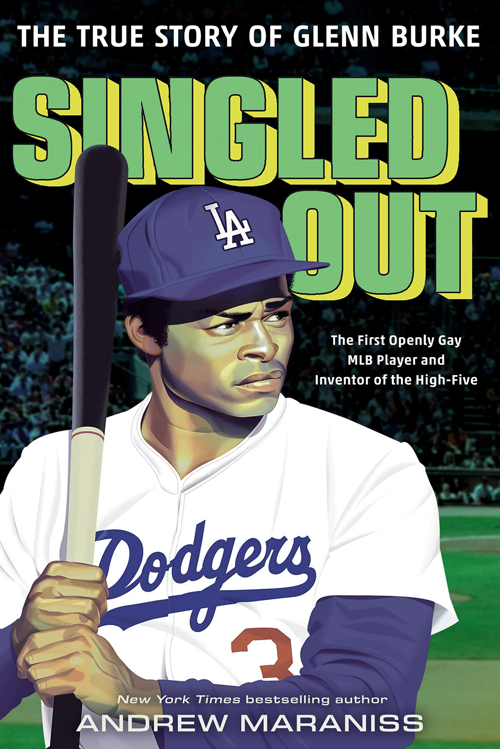 Amazon.com: Singled Out: The True Story of Glenn Burke (9780593116722):  Maraniss, Andrew: Books