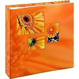 HAMA Album porta foto Singo, 200 foto 10x15, colore arancione