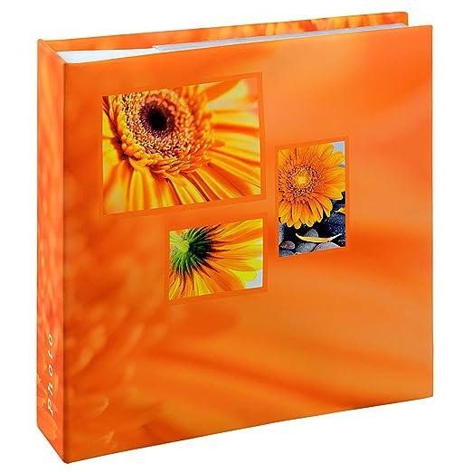 158 opinioni per HAMA Album porta foto Singo, 200 foto 10x15, colore arancione